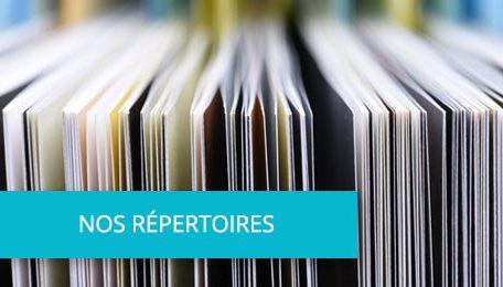 Repertoires